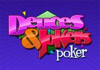 Deuces and Jokers Video Poker