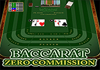American Baccarat Zero Commission